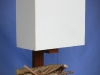 Driftwood, Liana or Coffee Root lamps & decor -- lasj-2187x