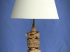Driftwood, Liana or Coffee Root lamps & decor -- lasj-2198