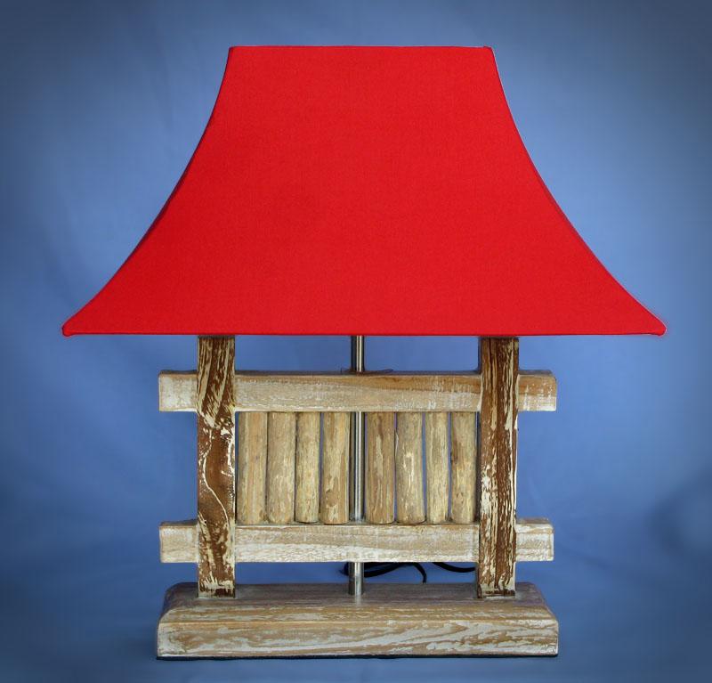 Driftwood, Liana or Coffee Root lamps & decor -- lasj-2152