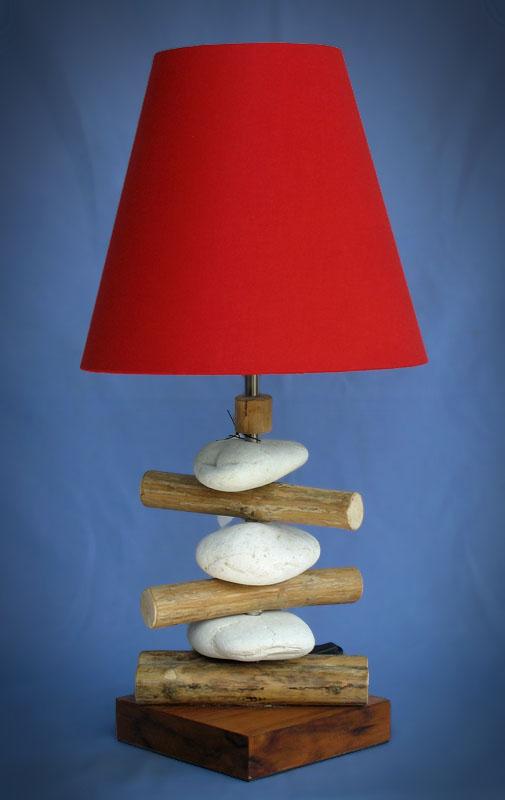Driftwood, Liana or Coffee Root lamps & decor -- lasj-2173x