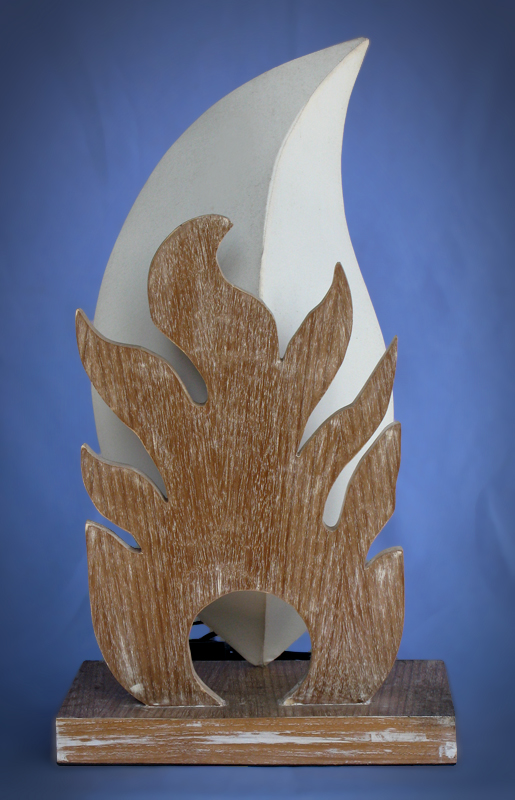 Driftwood, Liana or Coffee Root lamps & decor -- lasj-2177