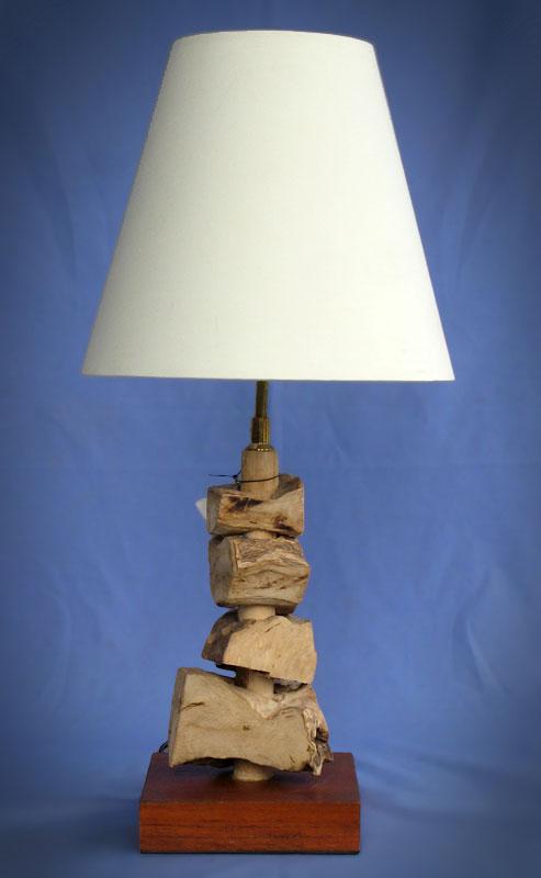 Driftwood, Liana or Coffee Root lamps & decor -- lasj-2198