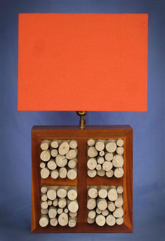 Driftwood, Liana or Coffee Root lamps & decor -- lasj-2206