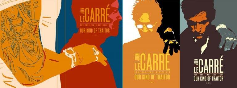 "John le Carré's ""Our Kind of Traitor"""